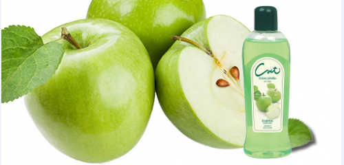 NEW CVET SHAMPOO WITH GREEN APPLE FRAGRANCE