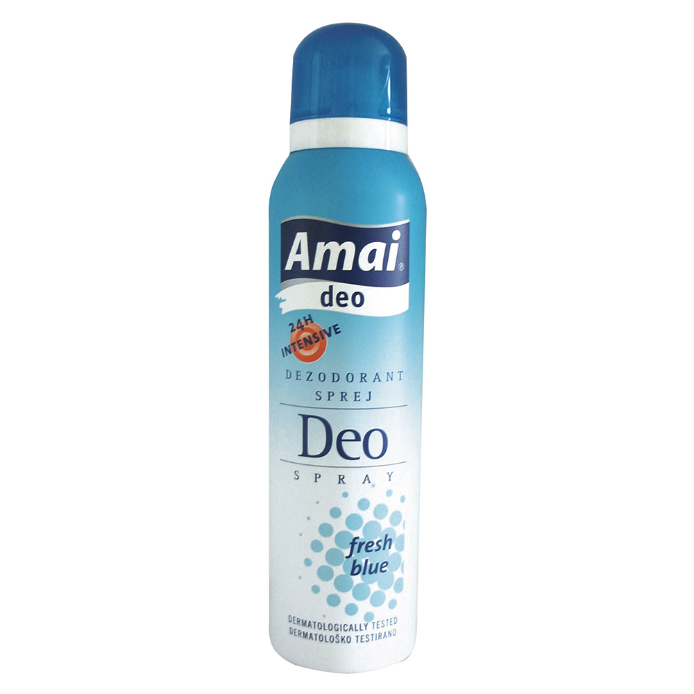 AMAI DEO SPRAY FRSH BLUE 150ml