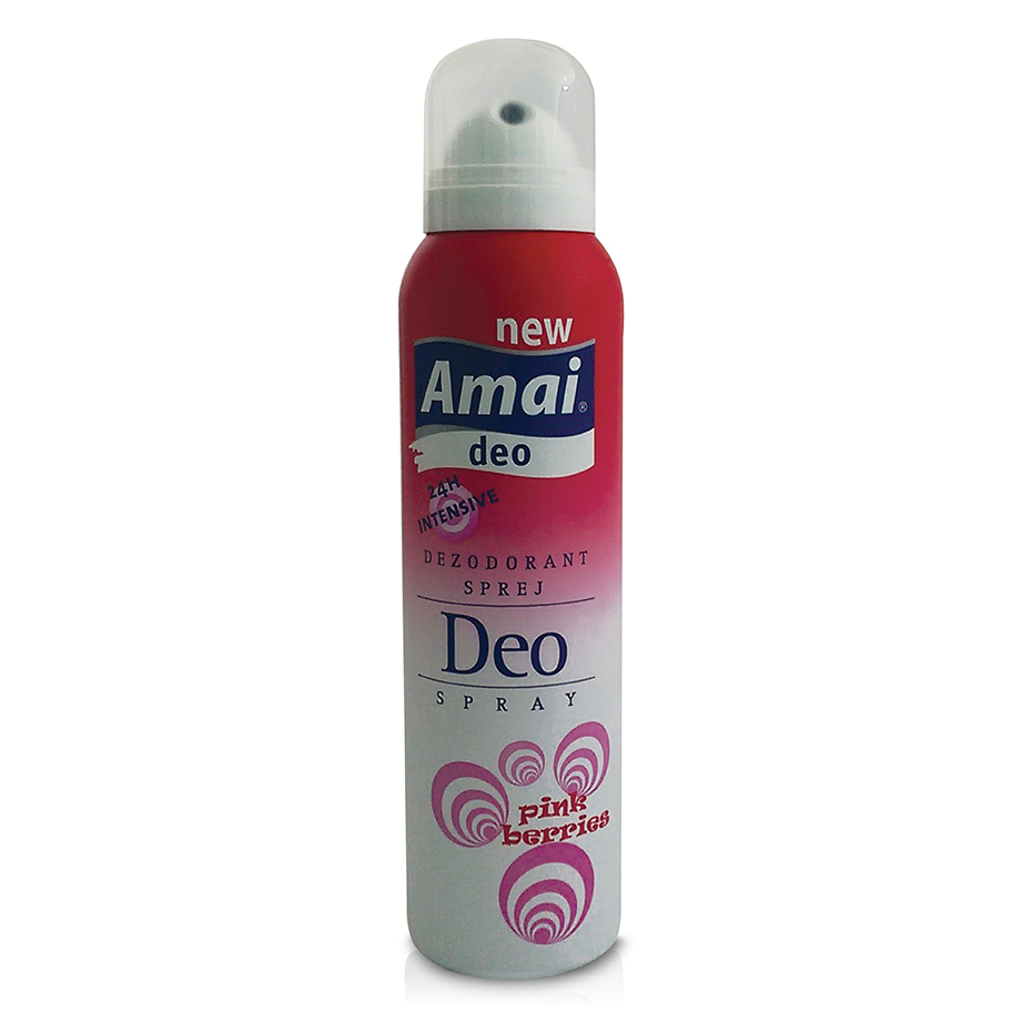 AMAI DEO SPRAY ORANGE FLOWER 150ml